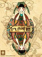 Japanese Gemini by faithfair