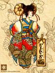 Japanese Aries