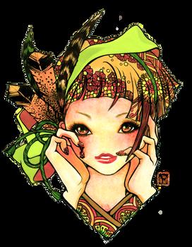 Little miss Nihon
