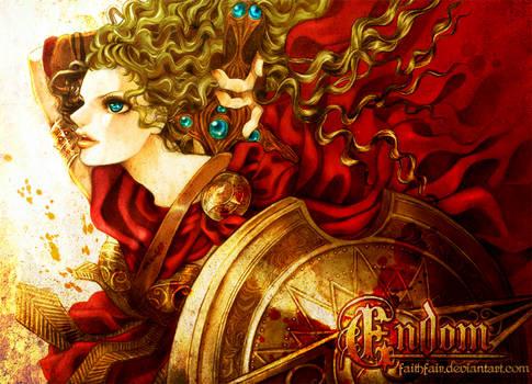 Faith Feir the Lady Knight