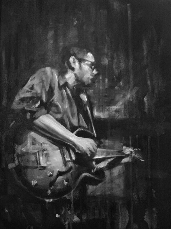 Playing Jazz by MarySdfghjkl