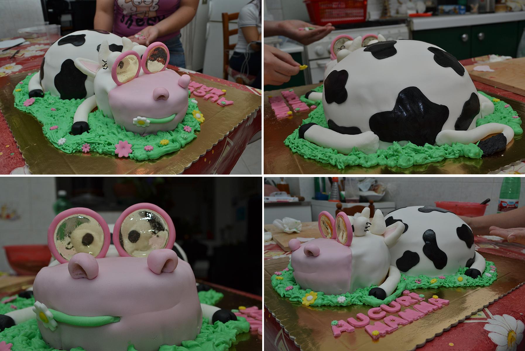 Art By Cow Cake : Cow Cake by JinKazama84 on deviantART