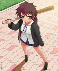 CM: Ayumi (w/ timelapse)