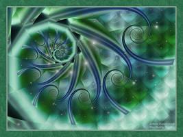 Blue Swirly Twirlies by afugatt