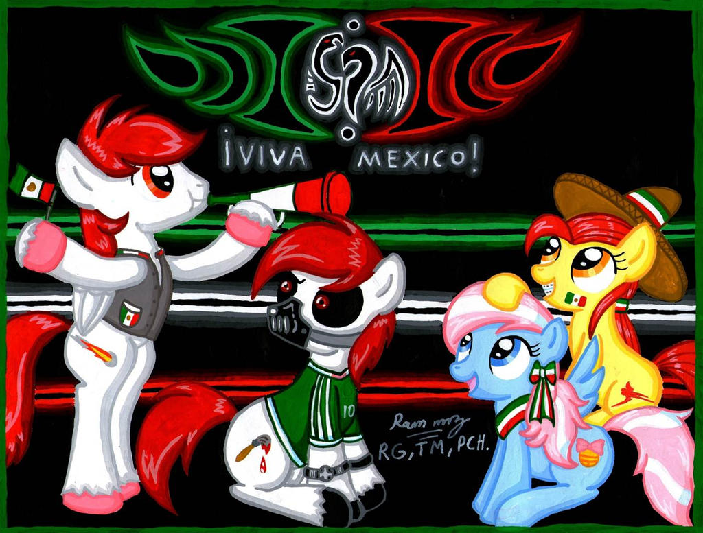 viva MEXICO by Rammzblood on DeviantArt