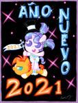 Feliz 2021 by Rammzblood