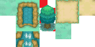 Pokemon bw2 project tileset update by DarkDarkrai