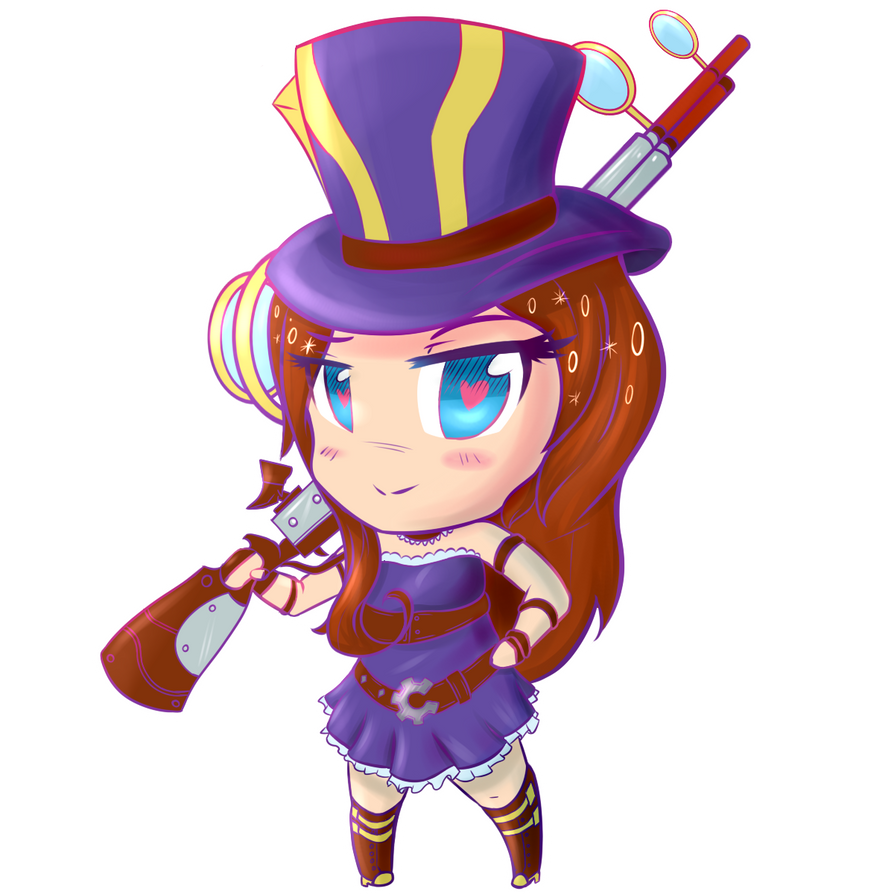 Caitlyn by TheArcano13