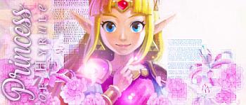 hyrule's princess. by jess-izoid