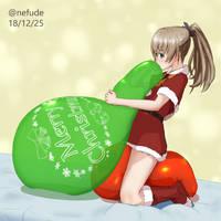 Happy Holidays! by nefude