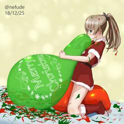 Happy Holidays! (popper ver) by nefude