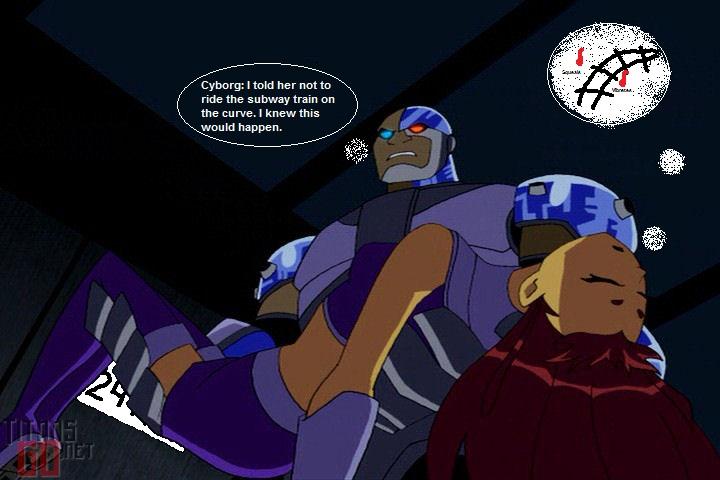 Sleep Teen Titans Kiss My 48