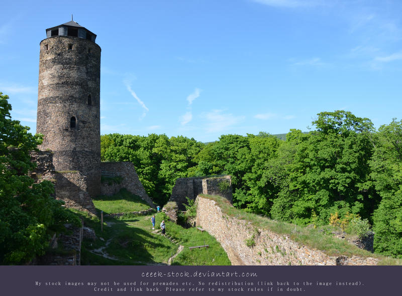 Burg Hassenstein 8 by ceeek-stock