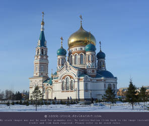 Uspensky Cathedral 1 by ceeek-stock