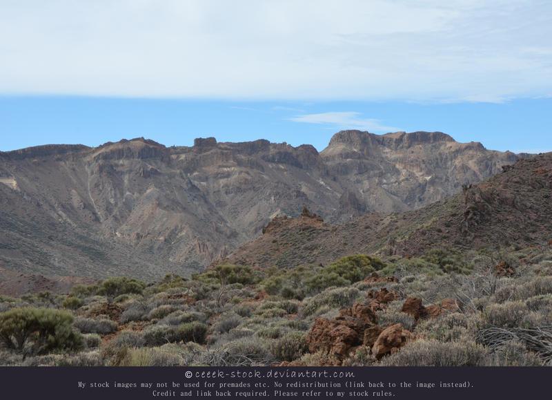 Teide national park 16 by ceeek-stock