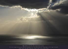 Sky and ocean 2