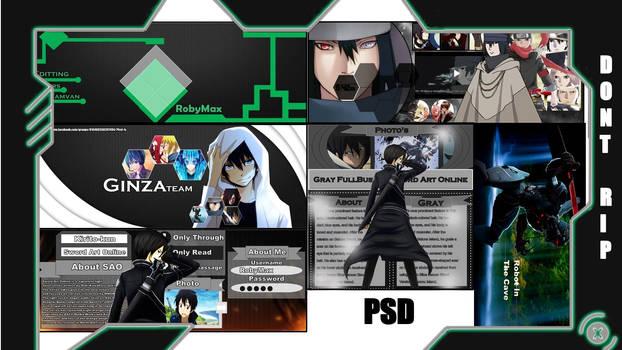 New PSD