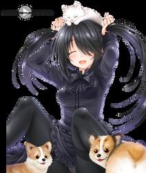 Anime Render 4