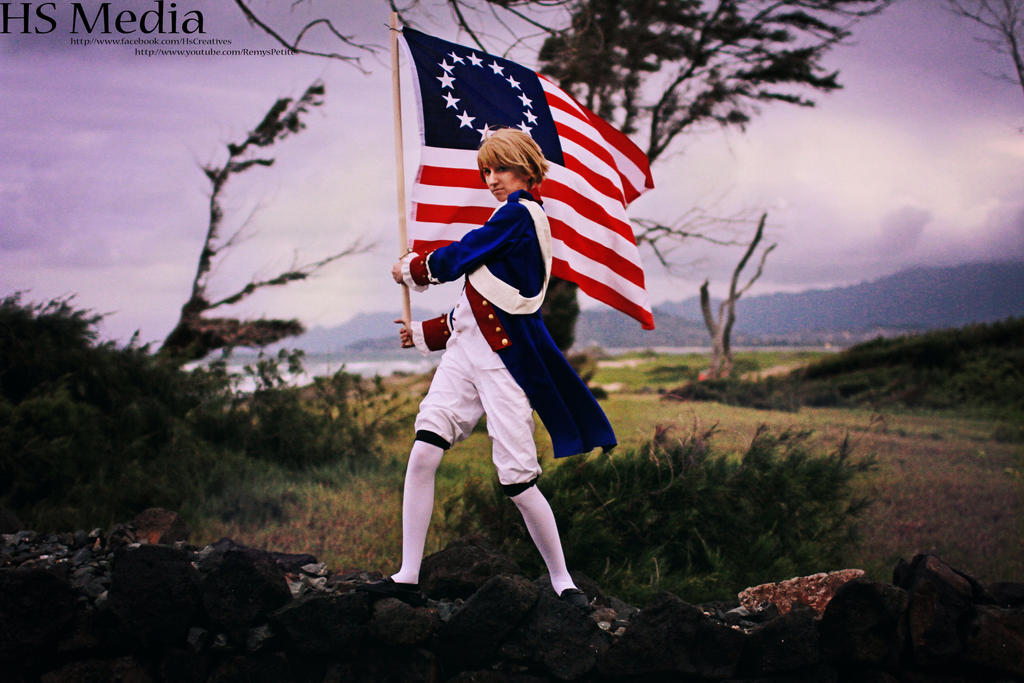 APH: Revolutionary War America 3 by HSMedia