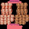 Pixel Base: Creme by saporion