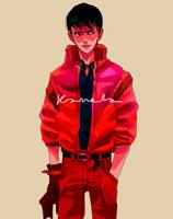 kaneda by xuh