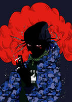 keith ape by xuh