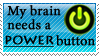 Brain power button by oceans-inferno