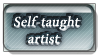 Self taught artist stamp by oceans-inferno