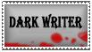 Dark Writer stamp by oceans-inferno