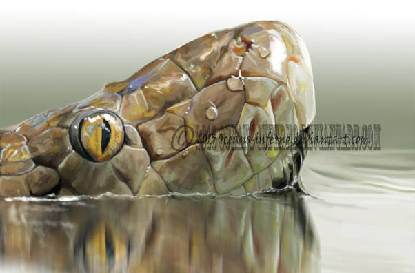 Serpentine (painting)