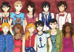 Heros of Olympus-Group photo
