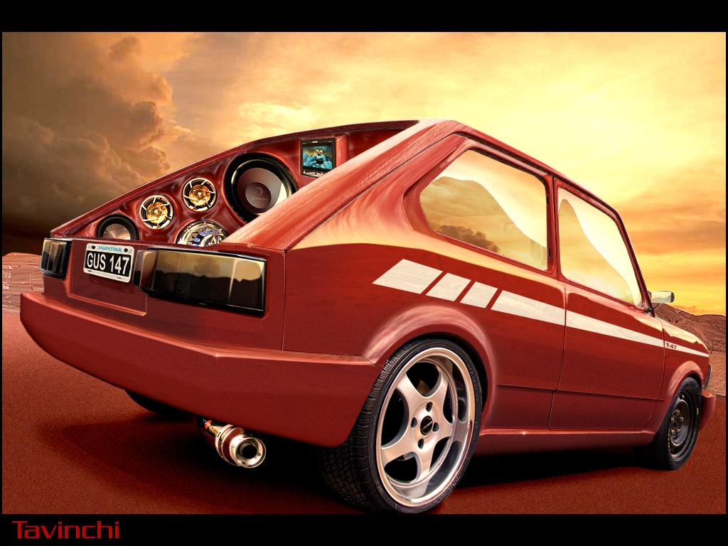 Fiat 147 By Tavinchi On Deviantart