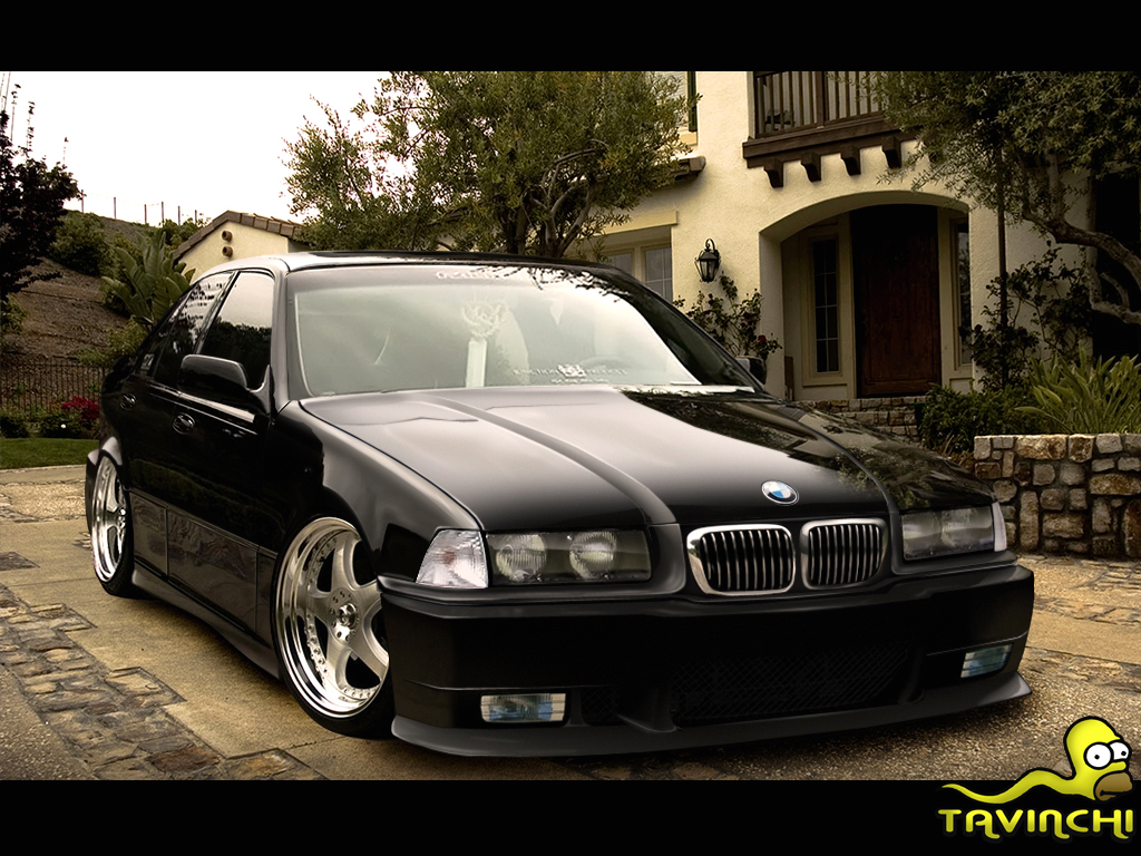 bmw e36 320i vip by tavinchi on deviantart. Black Bedroom Furniture Sets. Home Design Ideas