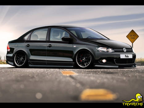 VW Polo Euro Look