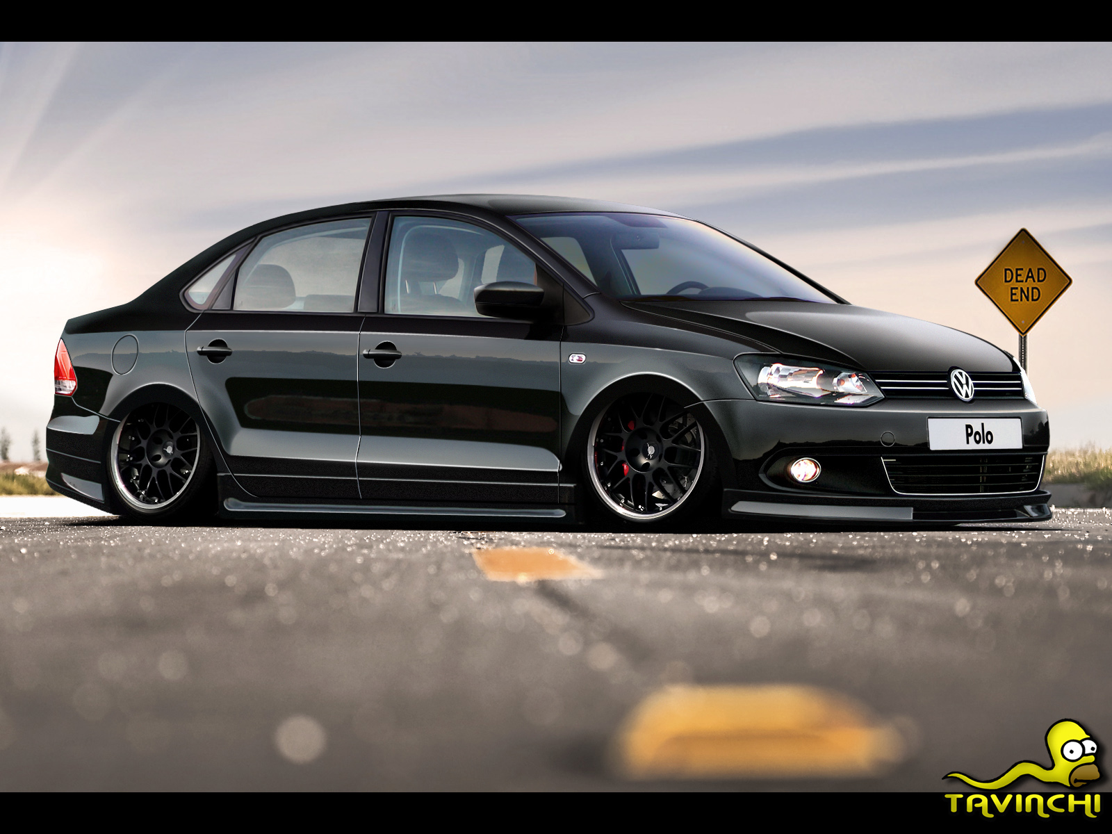 VW Polo Euro Look By Tavinchi