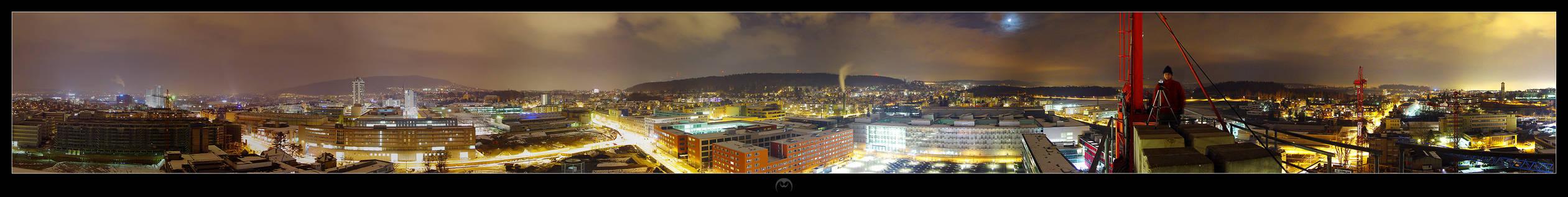 Zurich by night II