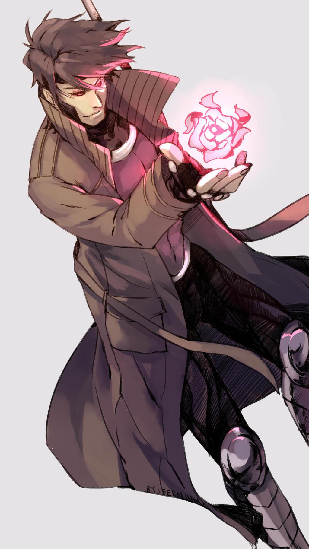 X 23 Gambit Gambit by FermiumIce o...