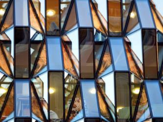 Oxford Street Building by LUSHMONTANAS