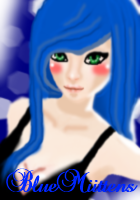 BlueMiittens IMVU by O7Angel7O