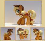Applejack sculpt