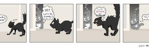 Vesta and Juno Comic 04 by kristaia