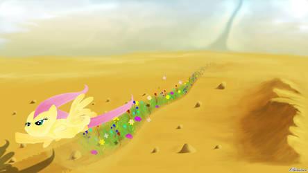 Fluttershy Secret by Oliminor
