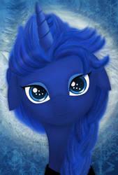 Princess (Elsa) Luna by Oliminor