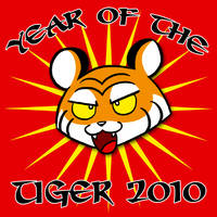 Year of the Tiger - 2010
