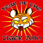 Year of the Tiger - 2010 by BahalaNa