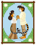 Year of the Tiger - February by BahalaNa