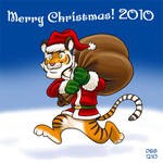 Year of the Tiger - December