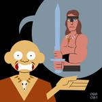 1980's Action Movies: Conan