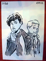 Sherlock by BahalaNa
