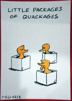 Little Packages of Quackages by BahalaNa